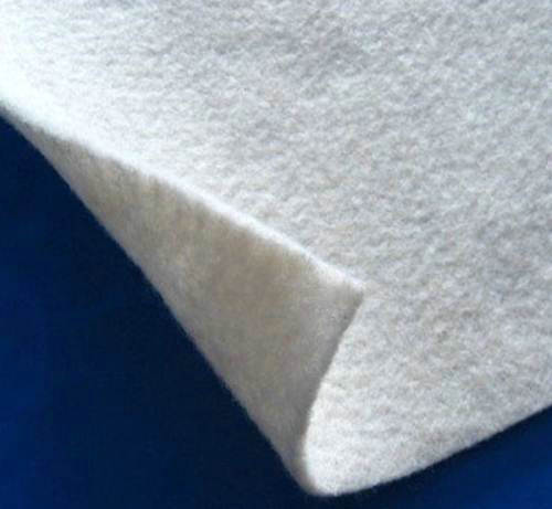Needle Punched Non Woven Geotextile Fabrics